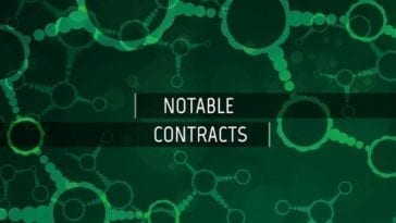 Health Security Notable Contracts