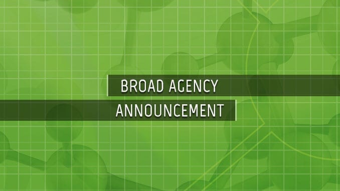 Homeland Security & Biodefense BAA