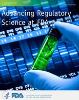 FDA - Advancing Regulatory Science