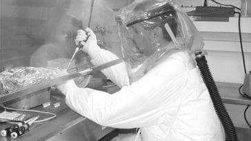 BSL Level 4 Biodefense Lab (NIAID)