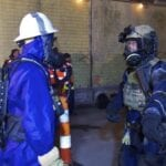 Coast Guard Joint CBRNE Exercise