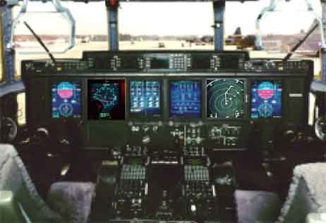 c 130 cockpit  Army to Study Biological