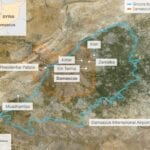 Damascas, Ghouta Chemical Warfare - BBC