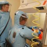 Ebola Virus Research BSL 4 USAMRIID