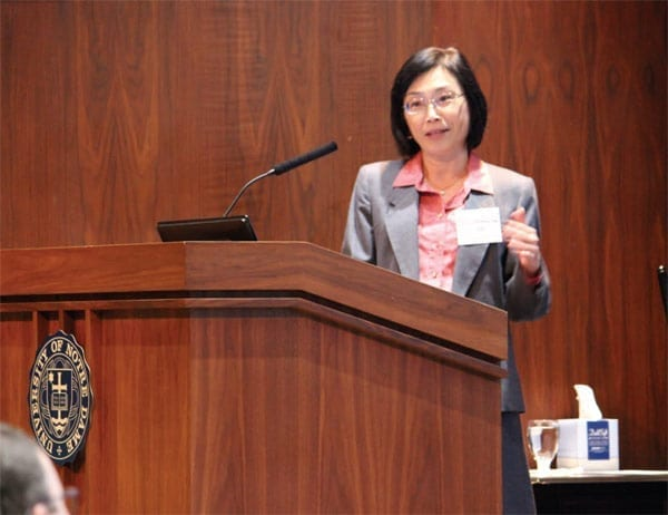 NMRC Scientist Dr. Shuenn-Jue Wu