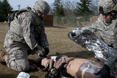 Medical Simulation Training Center refreshes medical skills