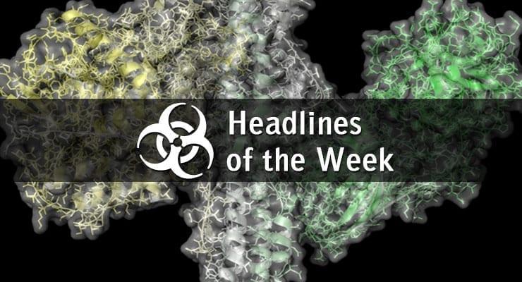 Global Biodefense News Scan