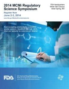 MCMi Regulatory Science Symposium Poster