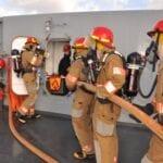 Navy Firefighter Technologies
