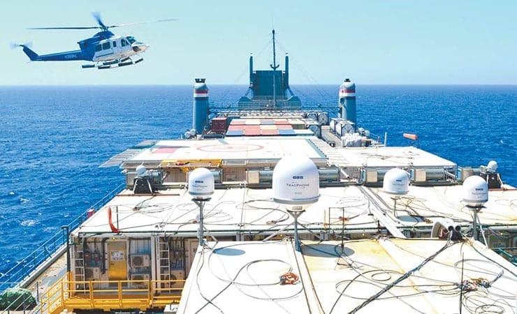 ECBC Field Deployable Hydrolysis System MV Cape Ray