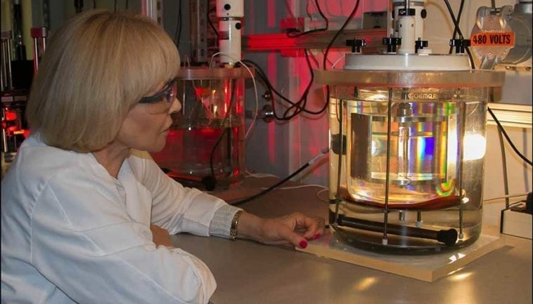 Nuclear Detection with Stilbene Crystals