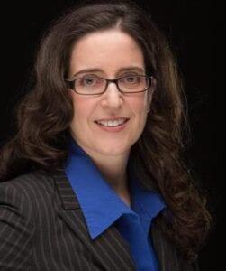 Sonja Schmid from Virginia Tech