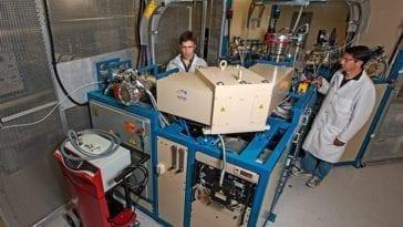 LLNL Biomedical Accelerator Mass Spectrometer