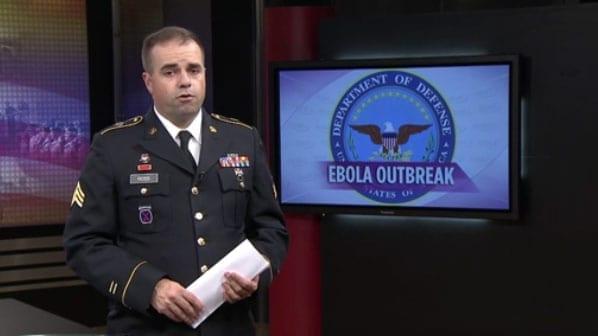 DoD Ebola Rapid Response Force