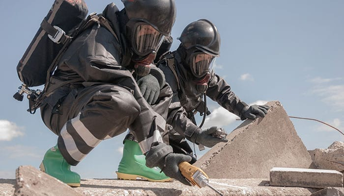 Ansell Introduces New CBRN Protective Suit in U.S. | Global Biodefense