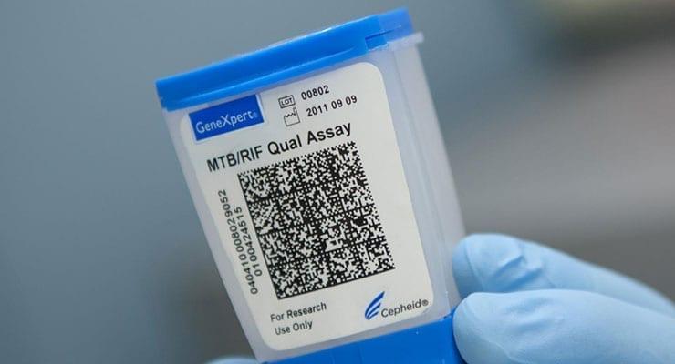 Cepheid Ebola Diagnostic Cartridge