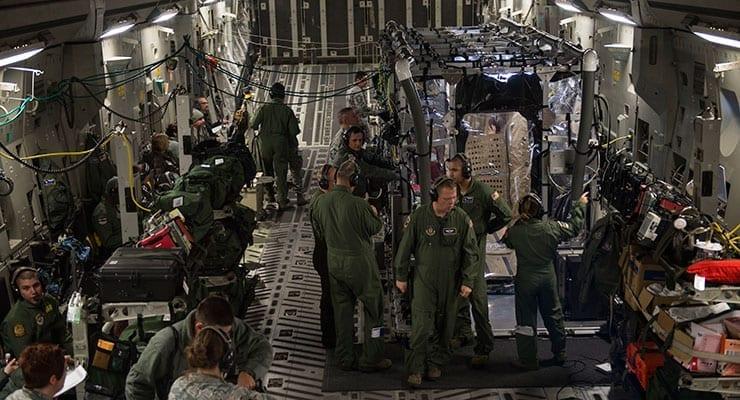 DoD Ebola Transport Isolation System