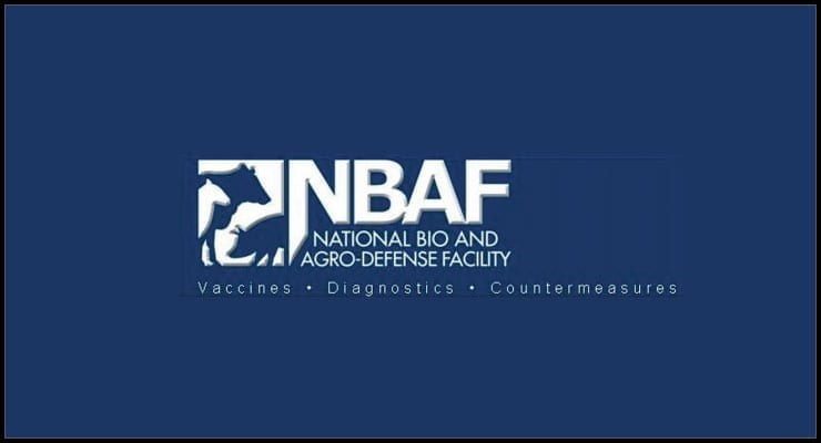 NBAF National Bio and Agro-Defense Facility