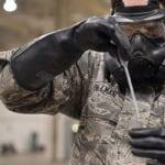 Air National Guard CBRN Training - Testing Samples