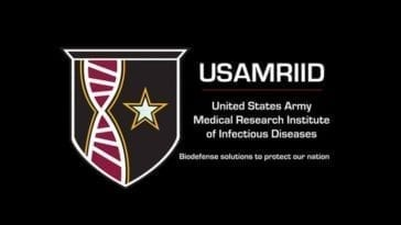 USAMRIID U.S. Army Medical Research Institute of Infectious Diseases