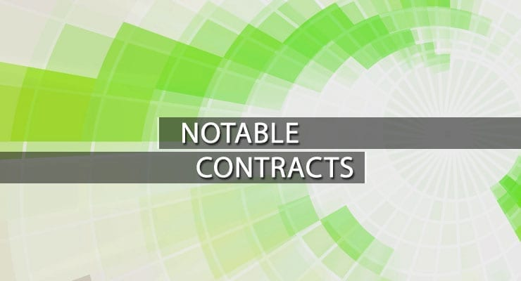 Notable Biosecurity Contracts