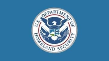 DHS Department of Homeland Security Logo