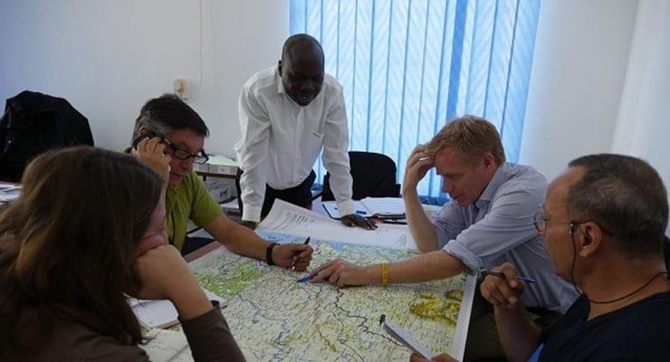 WHO Ebola Response Team Meeting