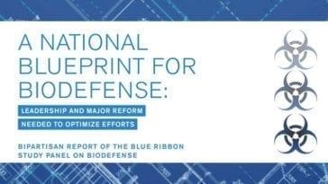 Biodefense National Blueprint