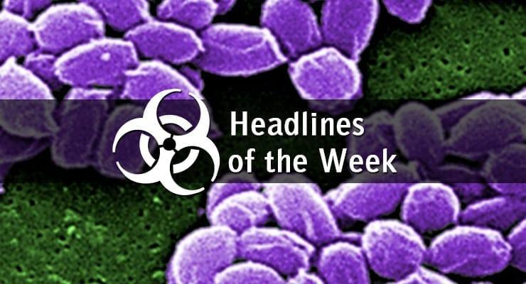 Global Biodefense News Headlines - Anthrax