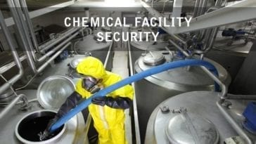 Chemical Facility Security Top-Screen