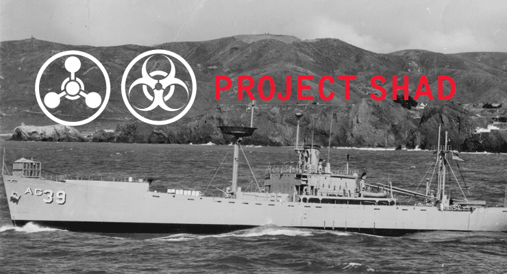 Project SHAD Chemical Biological Testing