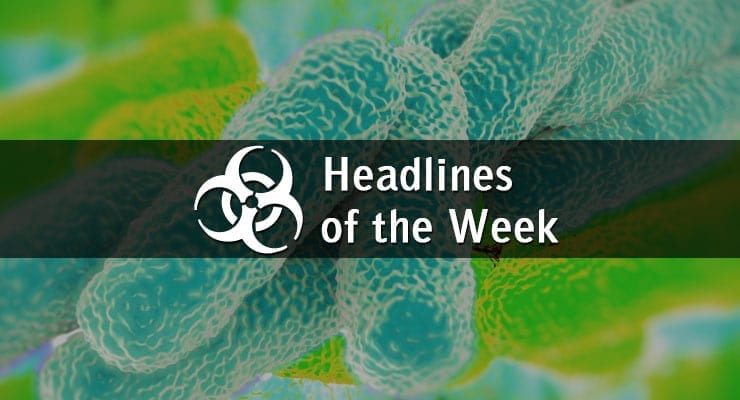 Global Biodefense and Biosecurity News