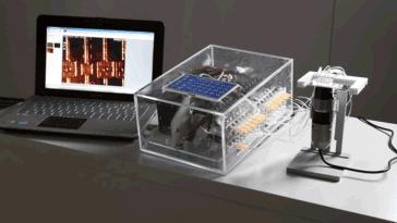 EPFL Microfluidic Diagnostic System