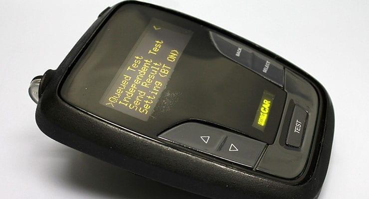 SmartCAR Biological Detection Device