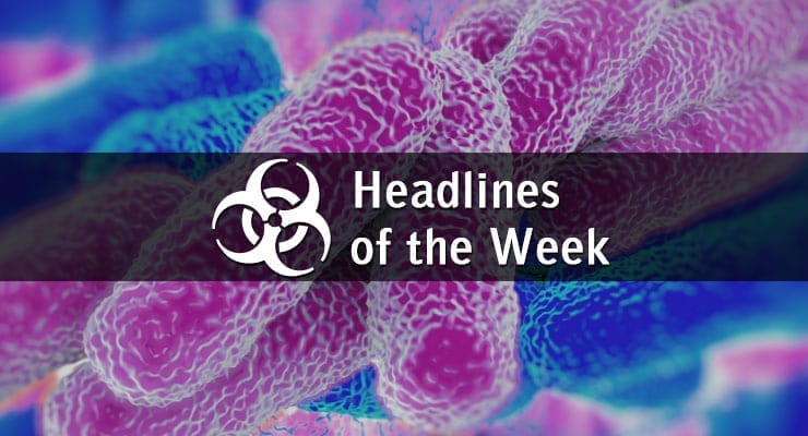 Biodefense Headlines