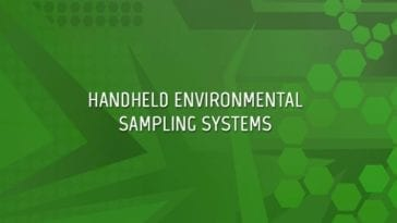 Handheld Environmental Sampling