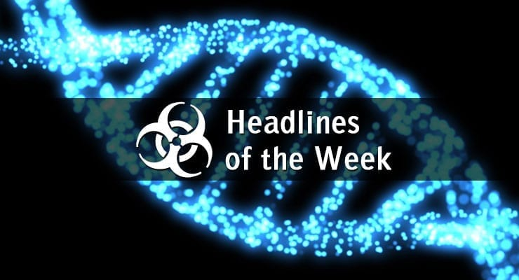 Health Security Headlines from Global Biodefense