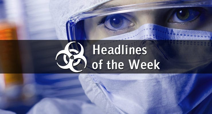 Biosecurity and Biodefense News