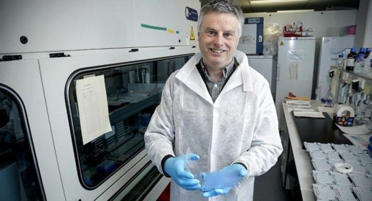 Professor Johan Neyts (KU Leuven, Belgium):