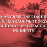 PRISM Chemical Incident Guidance