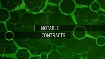 Biodefense and CBRN Contract Awards