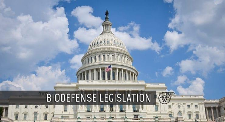 Biodefense Legislation
