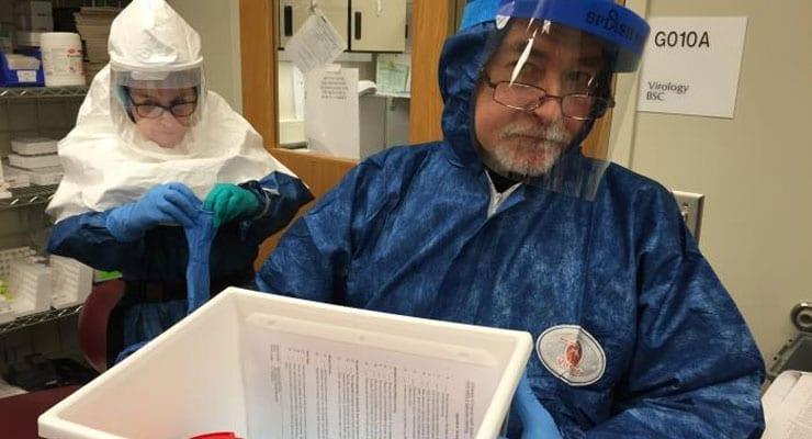 CDC Ebola Training