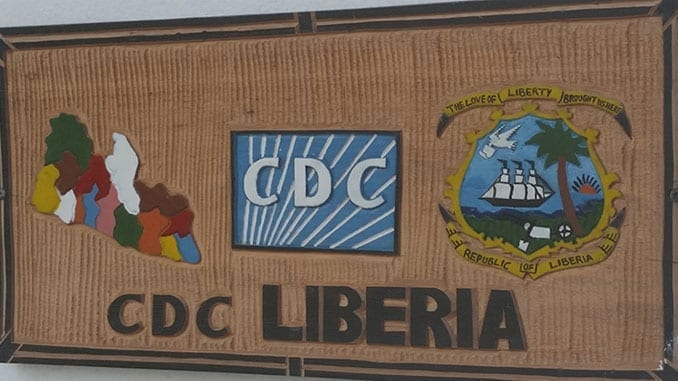 CDC and Liberia Global Health Collaborations