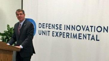 Defense Innovation Unit Experimental (DIUx)