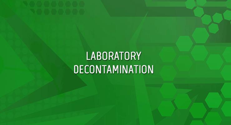 Laboratory Decontamination Systems