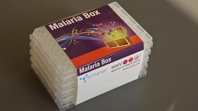 Malaria MMV Box