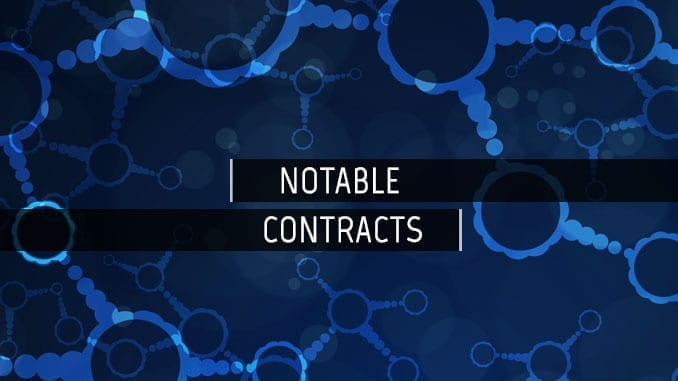 Biological Defense Contracts