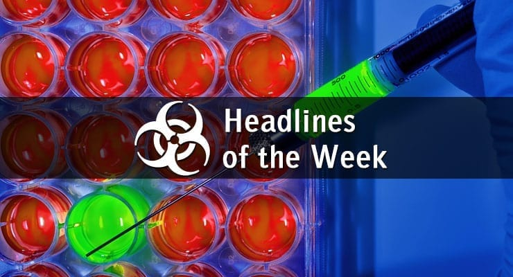 Health Security & Biosecurity News