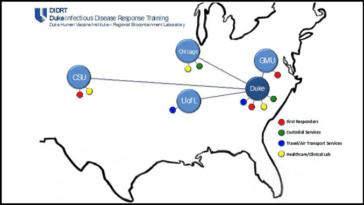 uke Infectious Disease Response Training